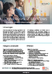 Digital Business Workflows